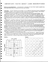 Land Description 1, O'Brien County 1998